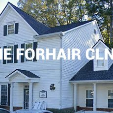 Forhair clinic cuilding